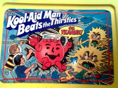 Kool-aid lunch box