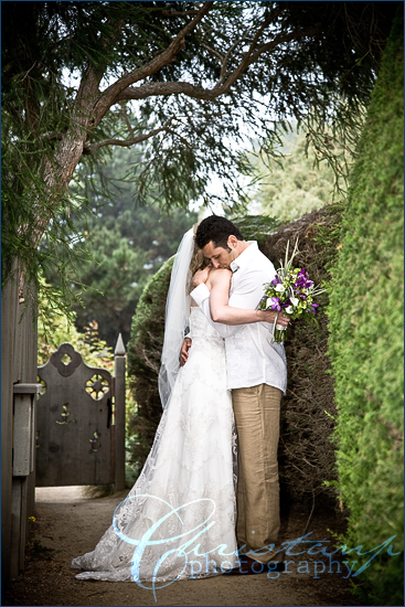 Cambria Pines Lodge Wedding Photographer