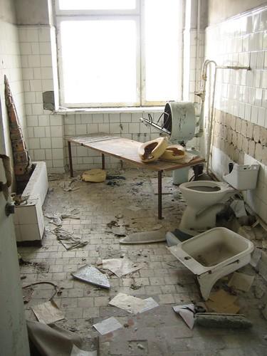 tak wygląda szpital