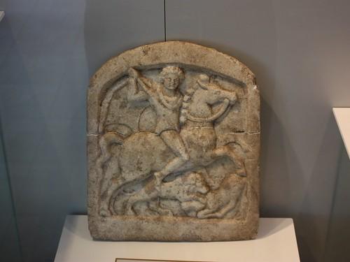 The Thracian Rider God