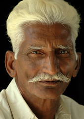 Uncle potter (Mobeen_Ansari) Tags: road old pakistan white man wheel hair hall ceramics artist village uncle crafts potter moustache clay bagh punjabi islamabad murree nca whitehair rawalpindi saidpur liaquat