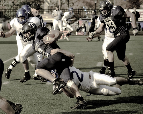 Amazing Football Tackle Pictures