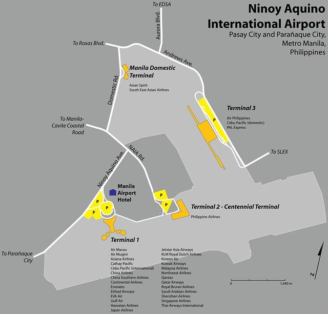 NAIA Map by Darkcore