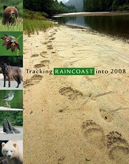 Tracking Raincoast Annual Report 2008