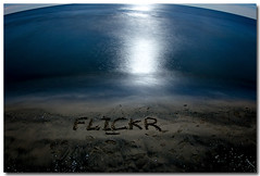 THE WORLD OF FLICKR (_Val W) Tags: nightphotography lakeerie shorelines beaches moonlight istds2 pentax1017fisheye valwest imgp3051