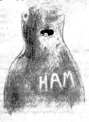 ham sketch