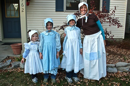 Dressed as the Ingalls