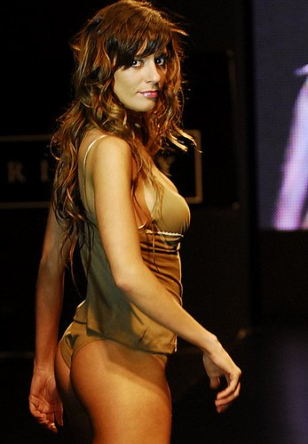 florencia en Fashion Week 2007