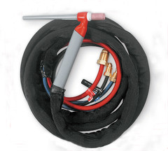 Water-cooled torch-cable cover