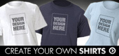Create your own shirts
