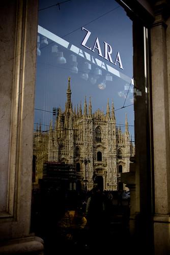Reflection il Duomo