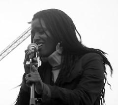 La tua voce (scarletd) Tags: roma singer cantante janisjoplin awomanleftlonely eventidafotografare