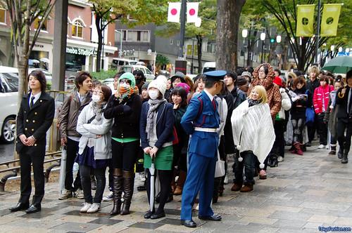 Japanese Fashion Line