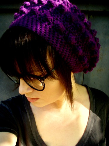 bubble beret in muscadine wine