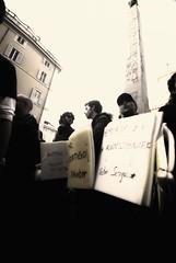 col ONDA-0085 (Antonio Amendola Photography) Tags: roma corteo ondanomala ondaanomala manifestazionestudentesca italiastudentimanifestazione13novembre08onda