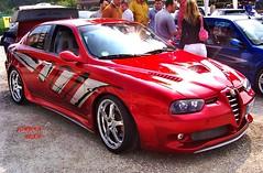 Alfa Romeo 156 (JoRDaN-YeaH!) Tags: red milano alfa romeo kit gta tuning amaranth 156 tuners rossa jtd