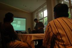 Javi 012 (Barha Party) Tags: india calcuta newlight mundocooperante