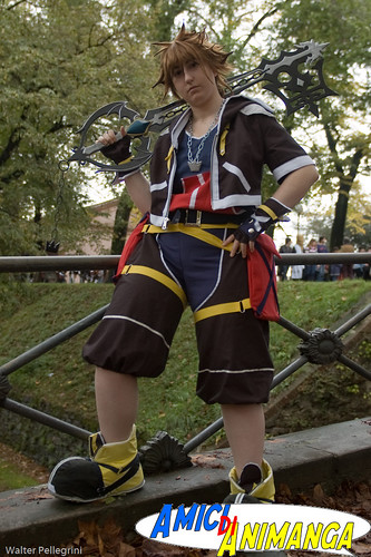 Kingdom Hearts Sora Photos Cosplay