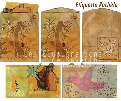 ETIQUETTE Rachèle