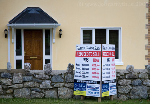 House Prices Falling