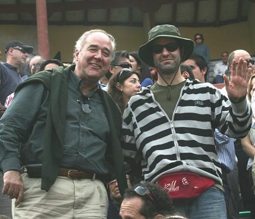 Víctor Andrés García Belaunde en Acho