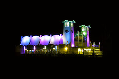 Wellington Pier, Great Yarmouth, Norfolk (mira66) Tags: night lights pier norfolk greatyarmouth eastanglia eastcoast