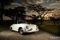 1959 Porsche 356A Carrera GS Cabriolet