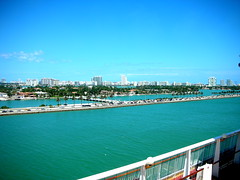 Leaving Miami for Bahamas & US Virgin Islands 7-Day Cruise Norwegian Dawn - 3 - IMRAN  9,000+ Views! (ImranAnwar) Tags: ocean cruise blue sky water island florida miami cruiseship bahamas luxury soe imran virginislands ncl norwegiandawn supershot imrananwar photographyrocks celebrityhomes shieldofexcellence platinumphoto ultimateshot theperfectphotographer goldstaraward absolutelystunningscapes atomicaward