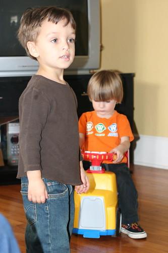 Jacob and Sam