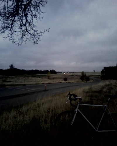 Gray Skies Over Chico