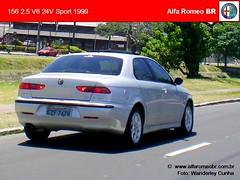 Alfa Romeo 156 nov 08 7 (renato155) Tags: brazil sport br 1999 porto 25 alfa romeo alegre rs v6 156 24v alfaromeobr