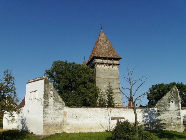 Dealu Frumos Fortified Church II