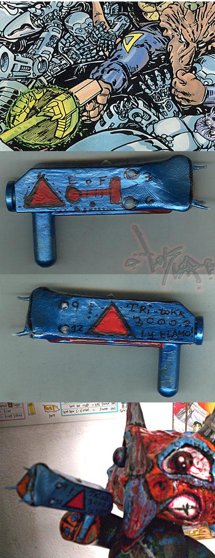 Triceramugg ::  F  // Tri-blaster