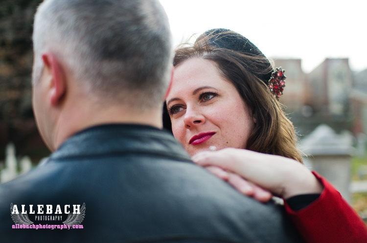 Rockabilly Engagement - 9