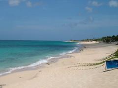 Plum Bay Beach, Saint Martin, F.W.I.