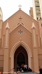 templo da catedral restaurado