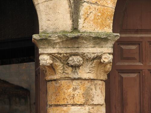 Iglesia de Santa María la mayor - Capitel 2