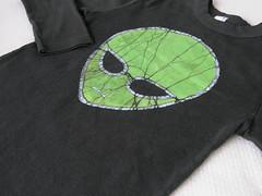 Custom Alien Tee