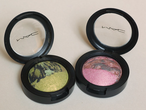 MAC mineralized eye shadow by you.