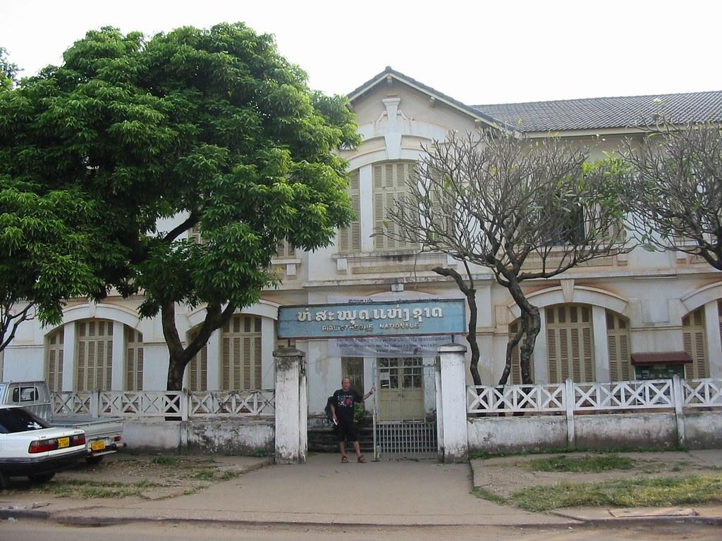 Mijn passie: Nationale Bibliotheken bezoeken