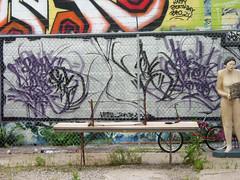 OhDe (Hear45) Tags: streetart minnesota graffiti minneapolis urbanart d30 aerosolart dc5 tko isk ohde