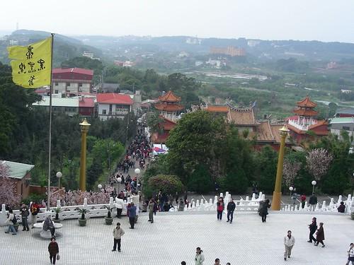 天元宮-俯視景色
