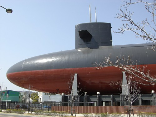"""潜水艦あきしお/Submarine """"Akishio"""""""