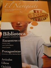 Monosgrafico sobre 2.0 en bibliotecas