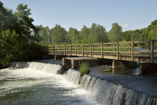 The Weir at Charlton