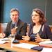 Dimitri Verdonck/Pour la Solidarité, Marie-Christine Vergiat/Députée européenne