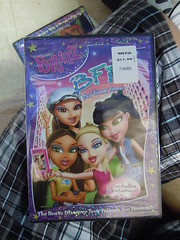 Bratz BFF DVD (front) (alexbabs1) Tags: new friends mike tv dvd 4 young best entertainment jade series sasha forever animated yasmin adventures mga productions bff bratz cloe episodes