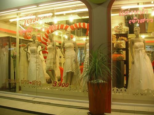 Thailand wedding dresses by Danalynn C