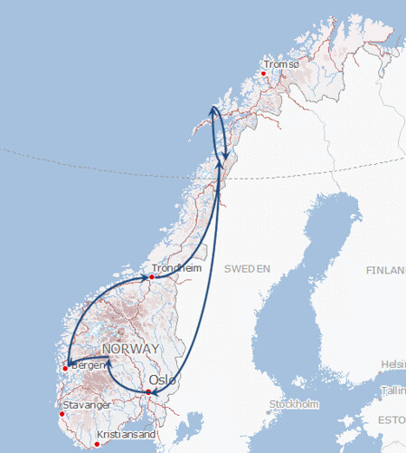 Route_in_Norway