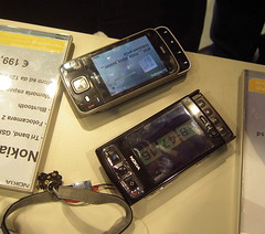 Nokia N96 Vs N958GB